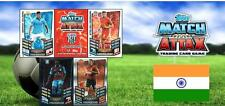 Match Attax 2012-2013 12/13 INDIAN VARIATION Base cards: Liverpool - Norwich C