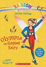 NEW Olympia the Games Fairy by Daisy Meadows Paperback Book (English) Free Shipp