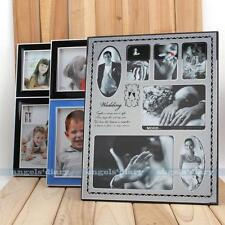 Multi Image Mom Baby Family Aperture Photo Picture Frame Home Decor 11 Choices