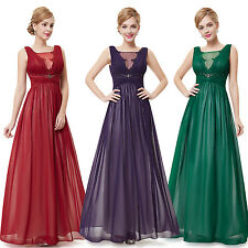 Ever-Pretty Sexy Women V-Neck Maxi Long Prom Party Evening Dress Gown 09992