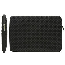 "Neoprene Sleeve Porfolio Carrying Case Soft Pouch Bag For 17.3"" Laptop Notebook"