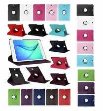 """360 Rotating PU Leather Case Stand Cover for Samsung Galaxy Tab. A T550 9.7"""""""