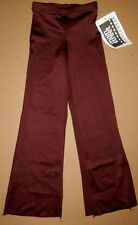 NWT Main Street DANCE JAZZ Spandex Boot Cut Pants Nutmeg Brown Adult/Child 86002