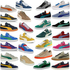 Puma Suede Classic+ Eco Mens Womens Adult Unisex Trainers