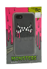 NEW SwitchEasy Monsters Case Cover for Apple iPhone 5c Black Open Box