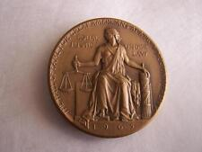 John Marshall Justice Medallic Art Hall of Fame Medal for Great Americans at NYU