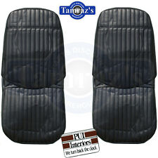 1970 Monte Carlo Front & Rear Seat Covers / Upholstery PUI - New