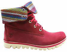 Timberland Earth Keepers Brookton Roll Top Stivali Da Donna (8836r) D112