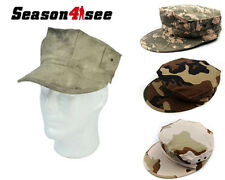 1X Tactical Outdoor Military  Casual Octagon Cap Hat for Airsoft Camping Hunting