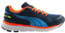 Puma Faas 600 Mens Running Fitness Trainers Blue 186684 08 D56