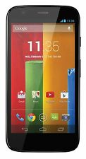 New Motorola MOTO G 8GB Factory Unlocked GSM Quad-Core Smartphone - Black