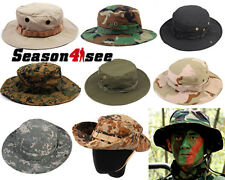 Boonie Flat Fishman Hat Summer Bucket Hat Men Women Fishing Cap Panama Sunhat