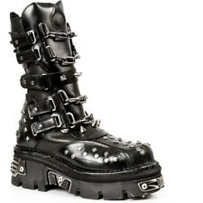 NEWROCK New Rock Unisex Boots Style M.799 S1 Black Reactor