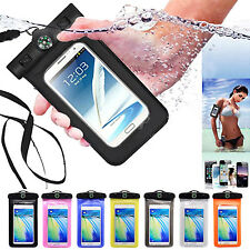 Waterproof Pouch Dry Compass Bag Case   Armband For iPhone 6 Plus 5-6 inch Phone