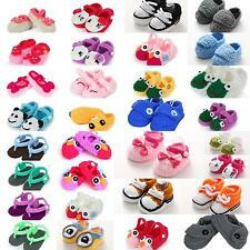 New Baby Handmade Crochet Knit Sandals Toddler Booties Crib Casual Socks Shoes