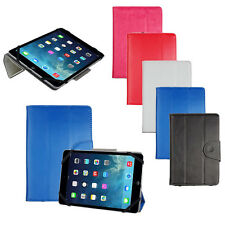 Universal Flip Leather Stand Cover Holder Case Perfect For 7 Inch Tablet PC New