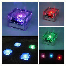 Solar Powered Color-changing LED Waterproof Lamp Garden Path Pool Light