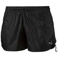 Puma Ladies Dance Fitness Sport Shorts WT Woven Gym Shorts black