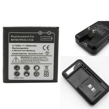 Li-ion Polymer Internal Battery + Charge For Sony Ericsson Xperia BA700 MT15i