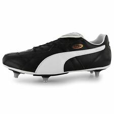 Puma Mens Esito Classic SG Football Boots Lace Up Turf Trainers Soccer Shoes