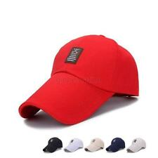 Casual Unisex Men Women Sports Outdoor Exercise Baseball Cap Golf Hat Adjustable