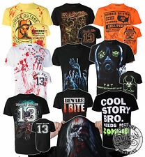 Darkside Vêtements Zombie T shirts Zombie Killer tee Alternative vêtements Zombie