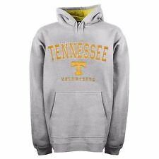 Tennessee Volunteers ADIDAS Playbook Embroidered Logo Grey Pullover Hoodie Men's