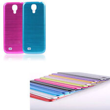 New Metal Aluminum Battery Door Back Case Cover Skin For Samsung Galaxy S4 i9500