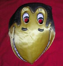 1950s Terrytoons HECKLE & JECKLE Halloween Mask - Fabric - Scarce!