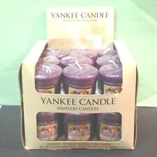 (G-O) 18 Yankee Candle VOTIVE CANDLES By the Case 29 SCENT CHOICES New & Retired