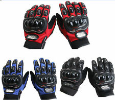 Lot  Motocross Racing Pro-biker Motorcycle Motorbike Cycling Full Finger Gloves
