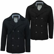 Mens Jacket/ Coat by Dissident 'Nysted' Wool Rich