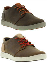 Merrell Freewheel Lace Mens Brown Leather Walking Shoes