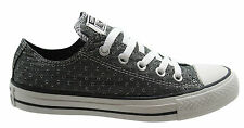 Converse Chuck Taylor All Star Ox Low Top Womens Trainers Grey (547293C U20)