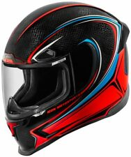 Icon Airframe Pro Halo Carbon Full Face Motorcycle Helmet
