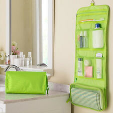 T168 Portable Folding Cosmetic bags Travel wash bag Makeup Storage Case