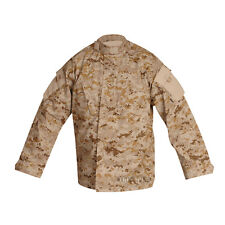 Men's Desert Digital Camo ACU Tactical Response Uniform Shirt by TRU-SPEC 1292