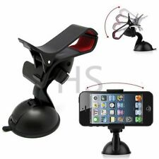 UNIVERSAL IN CAR WINDSCREEN DASHBOARD MOUNT HOLDER CRADLE STAND PHONES GPS MP3