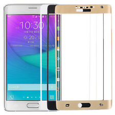 Full Coverage Protective Tempered Glass Film For Samsung Galaxy Note Edge N9150