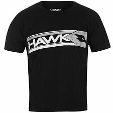 Tony Hawk Kids Junior Boys Logo T Shirt Short Sleeve Round Neck Tee Top