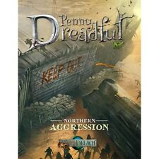Malifaux BNIB Through The Breach, Penny Dreadful: Northern Aggression WYR30202