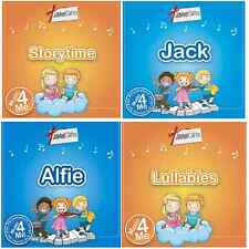PERSONALISED BOYS NAMES NURSERY RHYME & LEARNING CDS MUSIC & SONGS & STORIES