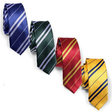 Hot Sale Harry Potter Gryffindor Hufflepuff Ravenclaw Slytherin Tie Costume Xmas