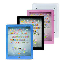 Child Touch Type Computer Tablet English Learning Study Machine Educational Toys