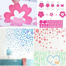 DIY Removable Wall Sticker Decal Home Living Room Wedding Room for Kids Pop