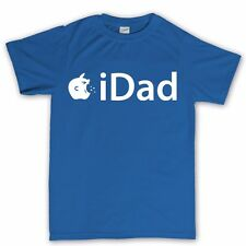 iDad Pad Funny Fathers Day Gift for Dad Present Christmas Xmas T shirt Sizes