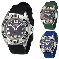 New Outdoor Infantry Military Watch Men Sport Watch Army Quartz Watch Nylon Band