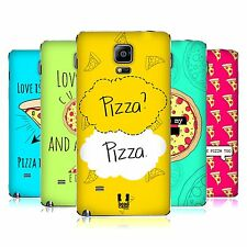 HEAD CASE DESIGNS FOREVER PIZZA REPLACEMENT BATTERY COVER FOR SAMSUNG PHONES 1