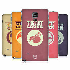 HEAD CASE DESIGNS MY LIFESTYLE COLLECTION BATTERY COVER FOR SAMSUNG PHONES 1