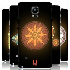 HEAD CASE DESIGNS STAINED GLASS REPLACEMENT BATTERY COVER FOR SAMSUNG PHONES 1